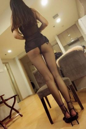 South Korean escort Ava (Hamilton)